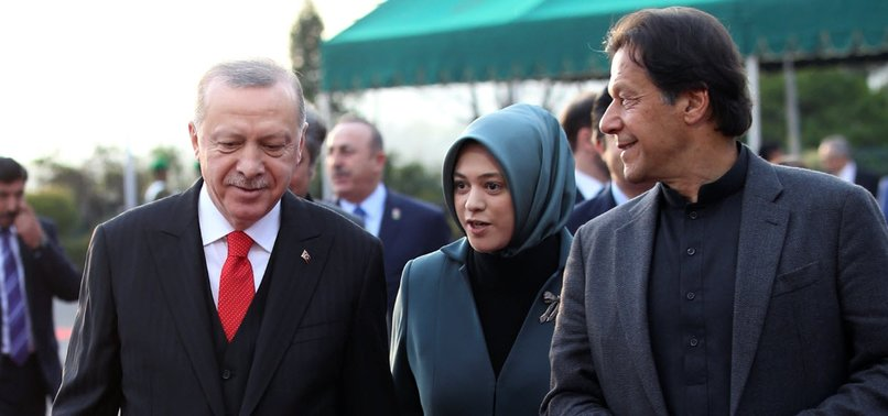 PM IMRAN KHAN SAYS ERDOĞAN WON HEARTS OF PAKISTANI PEOPLE WITH HIS SPEECH