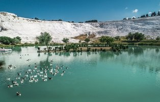 Pamukkale hopes to attract some 1 million tourists over next six months