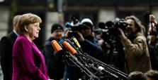 NSU murders 'very dark stain' in German history: Merkel