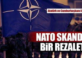 NATO skandalında bir rezalet daha!
