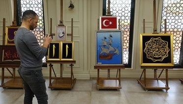 Osmanlıdan Günümüze Filografi Sergisi Açıldı