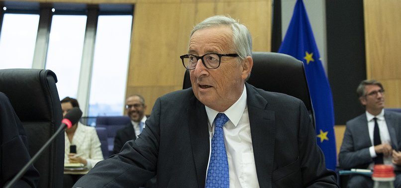 JUNCKER LABELS BRITONS AS 'PART-TIME EUROPEANS, CALLS BREXIT 'AN INNER BRITISH PROBLEM'