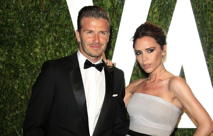 David Beckham ve eşi Victoria Beckham'a hırsızlık şoku!
