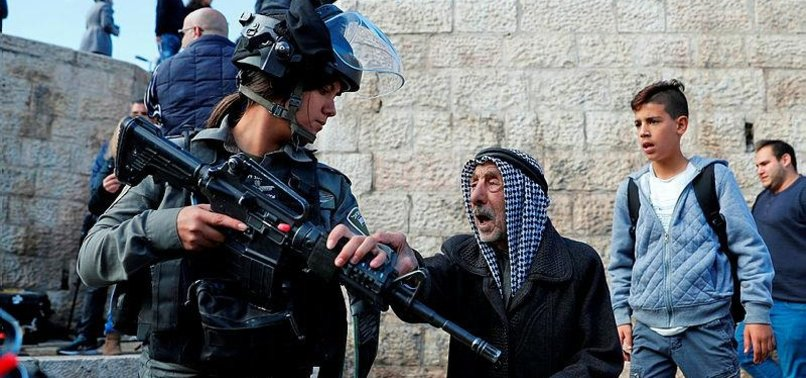 INTIFADA: FROM CIVIL DISOBEDIENCE TO ARMED RESISTANCE