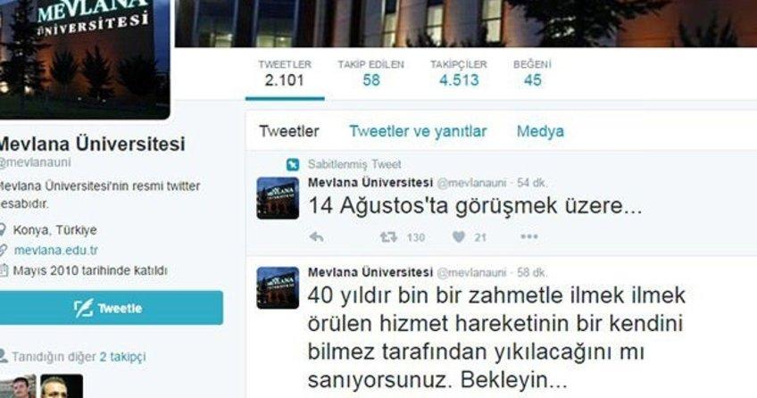 '14 Ağustos' mesajı atan 6 kişiye tutuklama