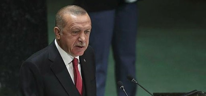 ERDOĞAN CALLS FOR DIALOGUE FOR SOLUTION ON KASHMIR