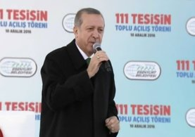 Cumhurbaşkanı Erdoğan İstanbul'da!