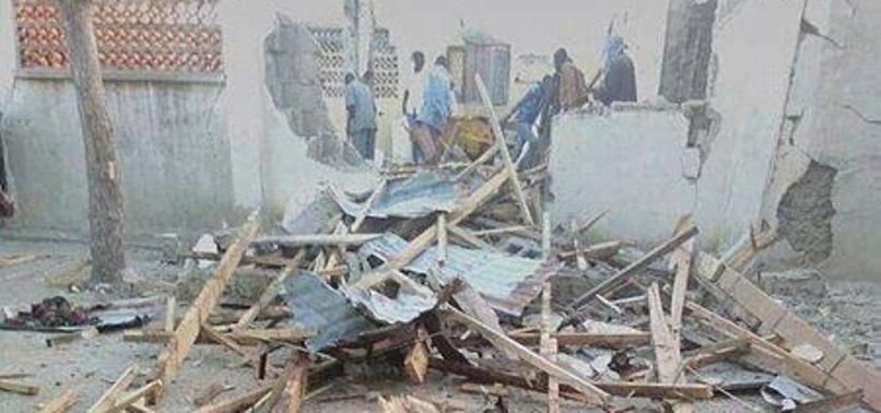 TURKEY CONDEMNS SUICIDE ATTACK IN NIGERIA