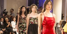 Turkish designer's new collection presented in London