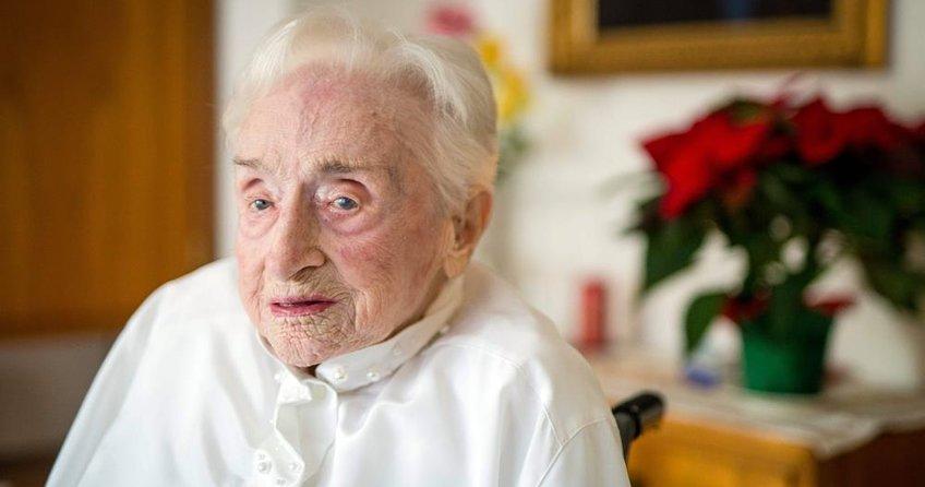 En yaşlı Alman 112 yaşına bastı