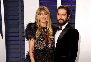 Heidi Klum ve eşi Tom Kaulitz de corona virüs testi yaptırdı