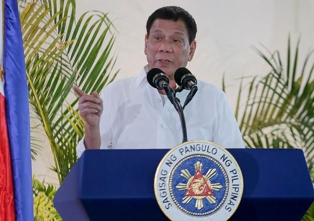 Philippines President Rodrigo Duterte (AFP Photo)