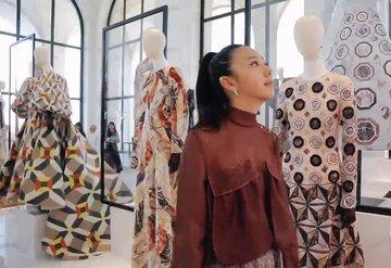 Fendi Couture - Palazzo Della Civiltà Italiana