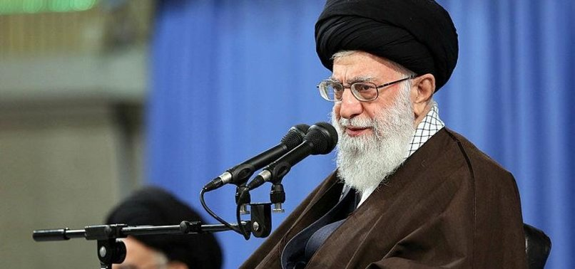 IRAN SUPREME LEADER URGES SUPPORT FOR YEMENS HOUTHI REBELS