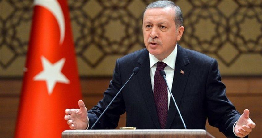 Cumhurbaşkanı Recep Tayyip Erdoğan, gündeme ilişkin önemli açıklamalarda bulundu.