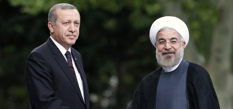 ERDOĞAN, ROUHANI DISCUSS FIGHT AGAINST COVID-19 OVER PHONE