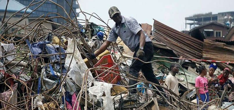 20 DEAD, MOSTLY CHILDREN, IN NIGERIA BUILDING COLLAPSE