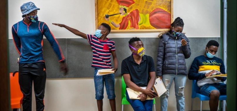 AFRICA: VIRUS CASES PASS 286,000, DEATHS NEAR 7,700