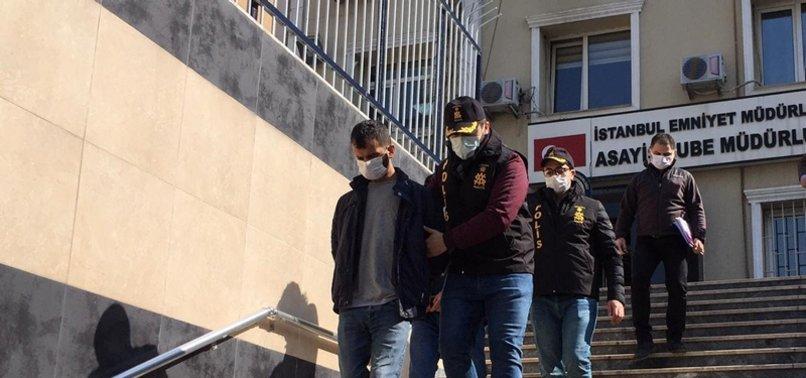 TURKEY NABS 9 PKK-LINKED TERROR SUSPECTS