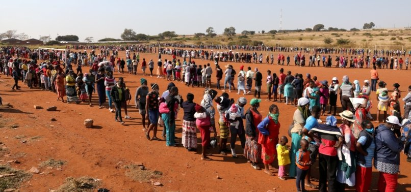SOUTH AFRICA CORONAVIRUS CASES TOP 500,000 - HEALTH MINISTRY