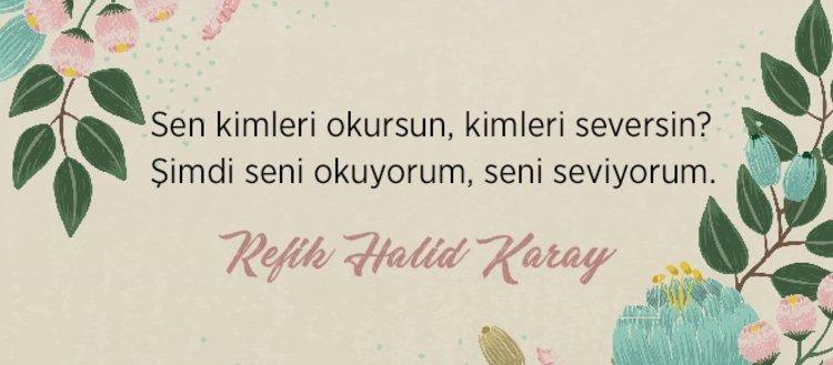 Refik Halid Karay kimdir?