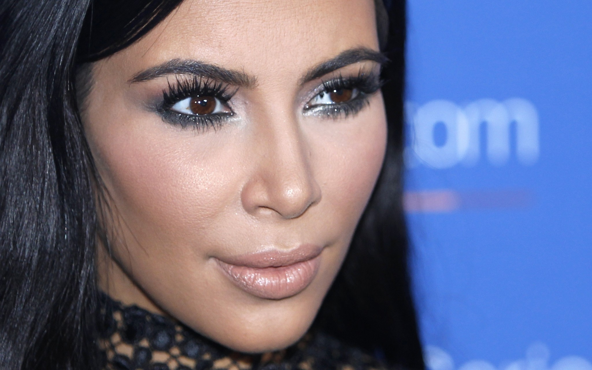 In this June 24, 2015, file photo, Kim Kardashian West poses during a photo call at the Cannes Lions 2015. (AP Photo)
