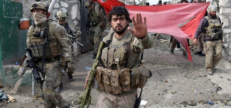 TALIBAN ATTACKS ON AFGHAN FORCES CAUSE HEAVY CASUALTIES: OFFICIALS