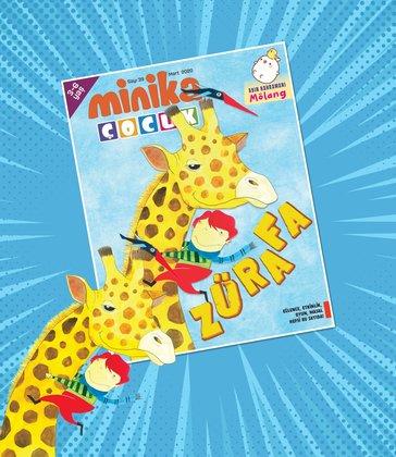 01.03.2020 Minika Çocuk Dergi - Sayı: 39