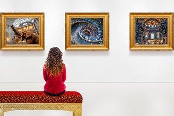 İnternet ortamında gezilebilen dünyaca ünlü 10 müze