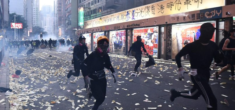 HONG KONG GOVERNMENT WITHDRAWS EXTRADITION BILL
