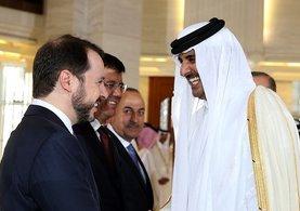 Katar'dan Türkiye'nin enerji politikasına büyük övgü