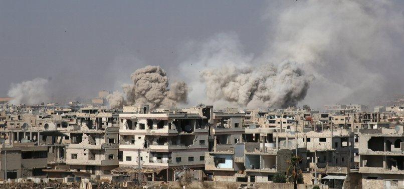 ASSAD REGIME SHELLING INJURES SEVEN CIVILIANS IN IDLIB
