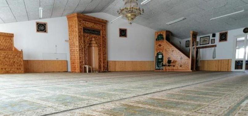 TURKISH MOSQUE IN DENMARK ATTACKED