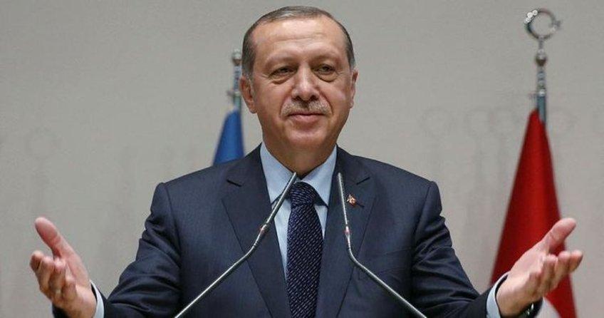 Cumhurbaşkanı Erdoğan: Yuvama, sevdama, aşkıma döndüm
