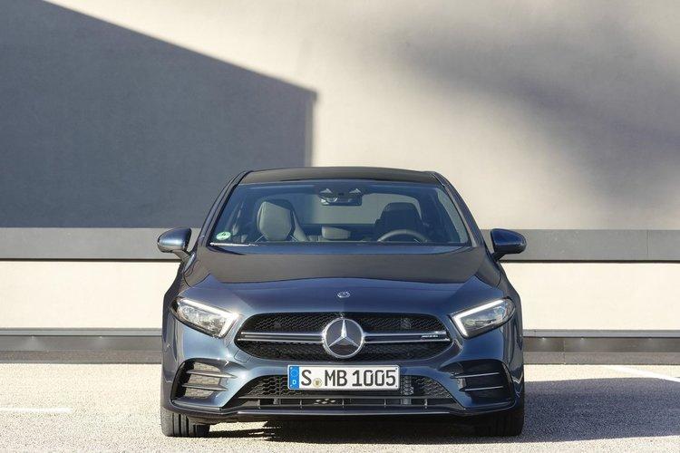 İlk bakış: Mercedes-Benz AMG A35
