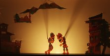 Traditional Ottoman shadow play bears traces of mysticism