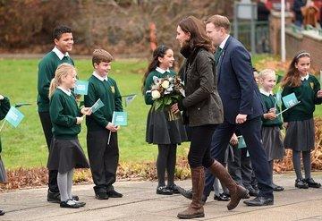 Kate Middleton'ın çizmeleri 10 yıldır ayağında!