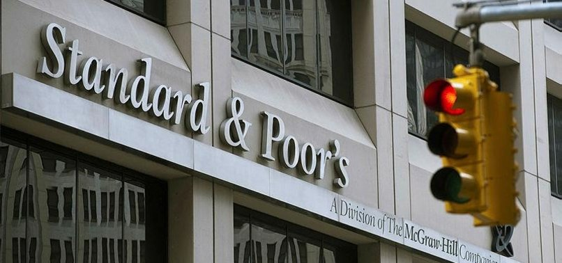 STANDARD & POOR HOLDS TURKEYS CREDIT RATING STEADY