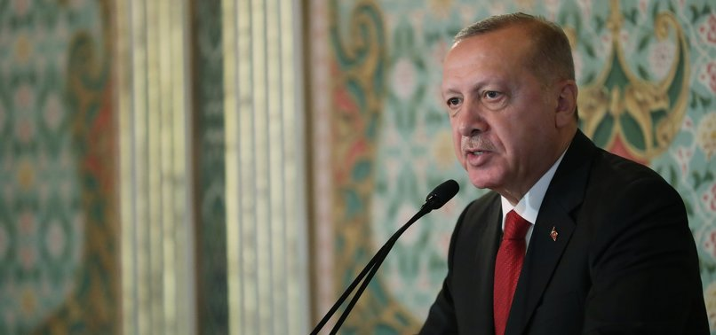 TURKEYS ERDOĞAN: LET PEOPLE LIVE SO THE STATE WILL LIVE