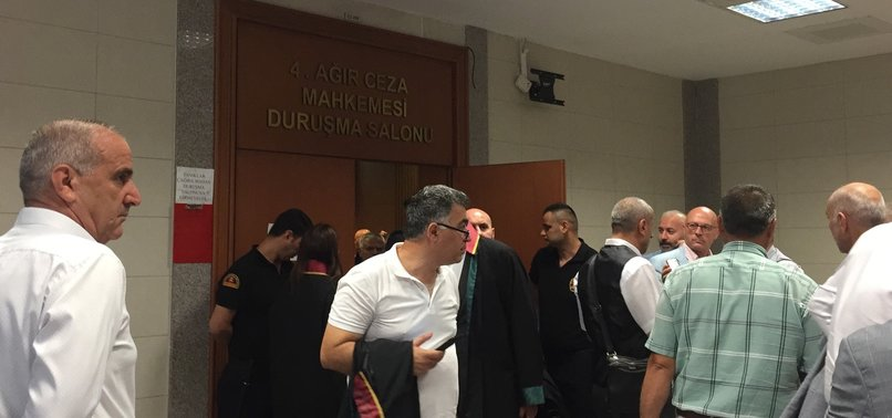 TURKISH COURT ACQUITS 235 SUSPECTS IN NOTORIOUS ERGENEKON TRIAL