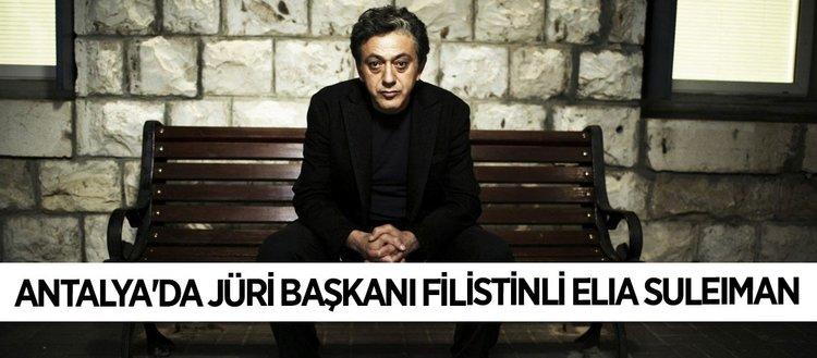 Antalya Film Festivali'nin jüri başkanı Elia Suleiman oldu