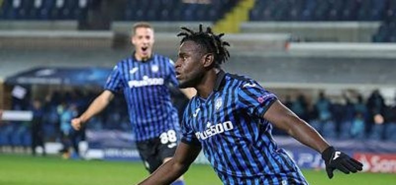 ZAPATA DOUBLE ALLOWS ATALANTA TO FIGHT BACK AND SHARE POINTS