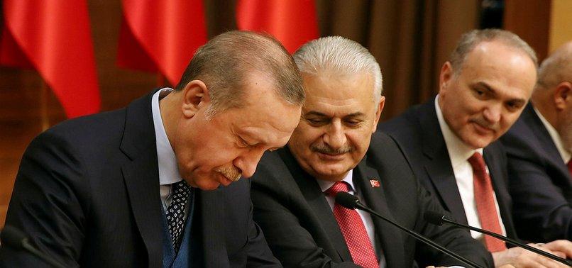 PRESIDENT ERDOĞAN ANNOUNCES COMPANIES WHICH WILL PRODUCE TURKEYS FIRST DOMESTIC CAR