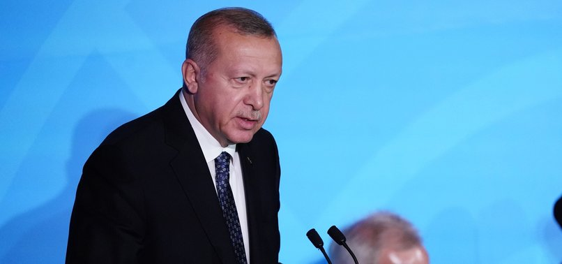 TURKEY LEADING COUNTRY IN REGION WITH RENEWABLE ENERGY USE, ERDOGAN SAYS