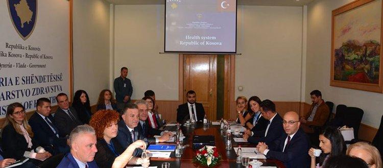 Türkiye ile Kosova arasında organ nakli iş birliği