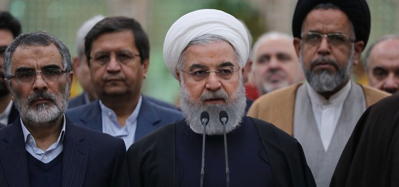IRANS ROUHANI SAYS SECURITY IN THE GULF IS HIGHLY IMPORTANT TO IRAN