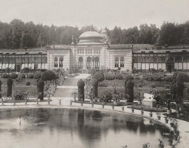Wilhelm Bahçesi, Stuttgard