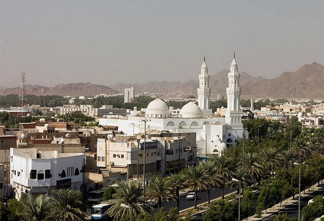 Mescid-i Kıbleteyn / Medine, Suudi Arabistan