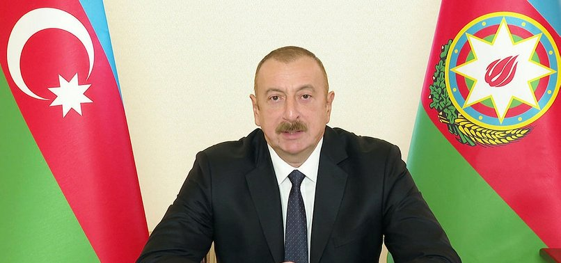AZERBAIJAN OFFERS ASSISTANCE TO TURKEY FOLLOWING QUAKE