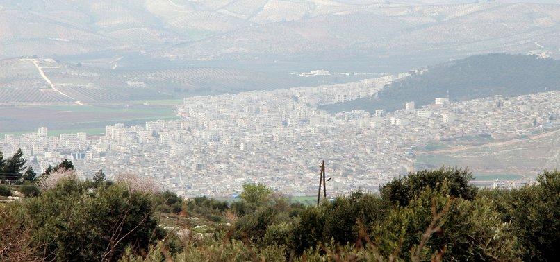 SO-CALLED LEADERS OF YPG/PKK FLEEING SYRIAS AFRIN REGION